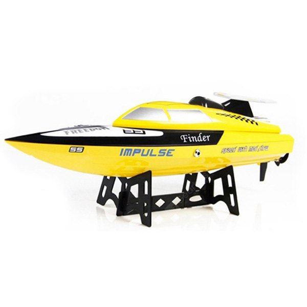 WLtoys WL912 Water Finder 2.4G Remote Control Speed Racing Boat Anti - capsizing Freedom Impluse RC