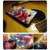 Falabela Plaid Pattern 3D Coloured Sculpture Protective Case for Xiaomi 4 deal