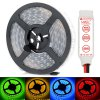 HML 5 Metres 144W 600 SMD 5050 LED Water Resistant RGB LED Tape Light Set ( 6200Lm DC 12V )