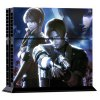 cheap Resident Evil 6 Style Game Console Gamepad Controller Stickers Skin for PS4