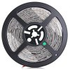 cheap 5M 1200LM 24W SMD 3528 300 LEDs RGB Ribbon Light Water - resistant Strip Lamp  -  DC 12V