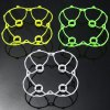 cheap Spare WSX  -  005 3Pcs Protection Frames for Cheerson CX  -  10 / CX  -  10A WLtoys V676 RC Quadcopter