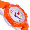 Children Litter Friends Quartz Watch Rubber Watch Band deal