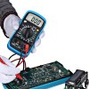 MAS830L Handheld Digital Multimeter DMM 2000 Counts Data Holding with Fuse Protection photo