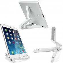 Adjustable 4 - 14 inch Phone Tablet Pad Stand Holder Bracket