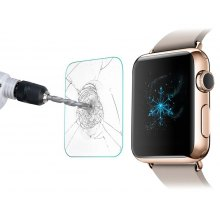 9H Hardness Premium Tempered Glass Screen Protector Guard Anti Shatter for Apple Watch 38mm