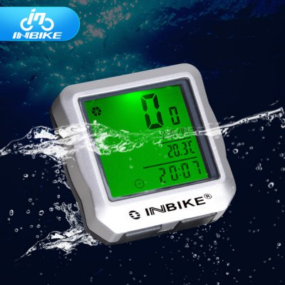 Гаджет   INBIKE 528 Noctilucent Wired Bicycle Computer Water Resistant MTB Road Bike Accessories Bike Computers