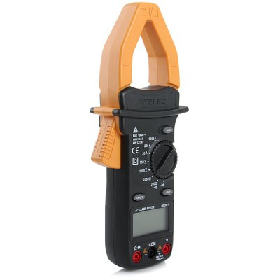 ФОТО HYELEC MS2001 Multifunctional Clamp Digital Multimeter Voltmeter / Ammeter / Ohmmeter