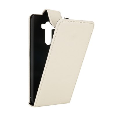 Фотография Solid Color Style Vertical Flip Cover Case of PU and PC Material for LG G3 D850 LS990