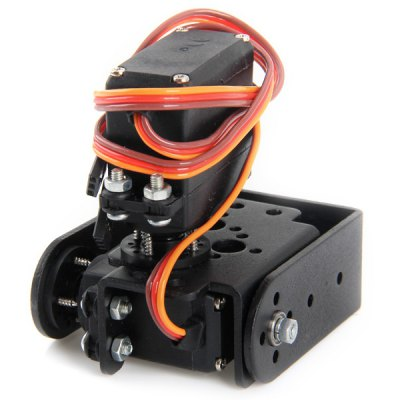 2 Dof Pan + Tilt MG995 Steering Gear Joint for Robot Arm / 26cc - 50cc Gasoline Fixed Wing Helicopter