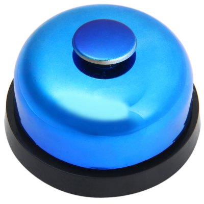 Lovely Press Doorbell Toy with Round Shape Great Present for ChildrenOther Educational Toys<br>Lovely Press Doorbell Toy with Round Shape Great Present for Children<br><br>Type: Pretend Play<br>Feature: Portable Press Bell Toy<br>Material: Metal<br>Available Color: Golden, Red, Blue, Green<br>Product Weight   : 0.075 kg<br>Package Weight   : 0.138 kg<br>Product Size (L x W x H)   : 7.3 x 7.3 x 4.5 cm / 2.87 x 2.87 x 1.77 inches<br>Package Size (L x W x H)  : 8.1 x 8 x 5.5 cm / 3.18 x 3.14 x 2.16 inches<br>Package Contents: 1 x Press Bell Toy