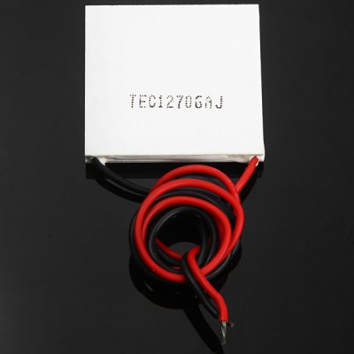 TEC12706AJ Semiconductor Thermoelectric Peltier Cooler Heater for DIY