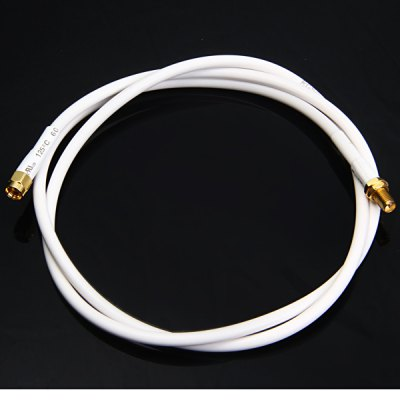 1M WiFi 2.4GHz Male to Female Cable for SMA Extension Cable