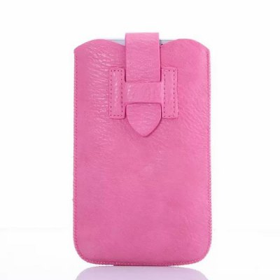 Фотография Practical Vertical Phone Bag Storage Pouch of PU Material for iPhone 6 Plus / Samsung Galaxy Note 3 Note 4 etc.