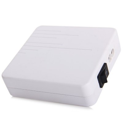 7 USB Outputs Charger US Plug Power Adapter