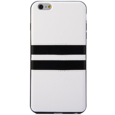TPU Material Back Cover Case for iPhone 6 Plus - 5.5 inch