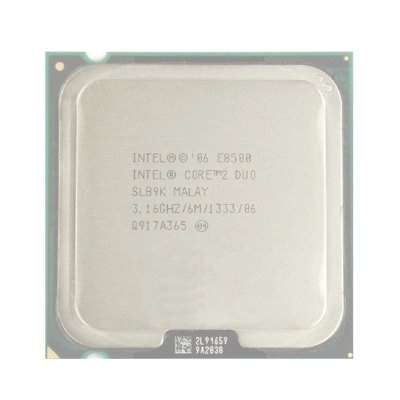 Dual-Core Desktop CPU