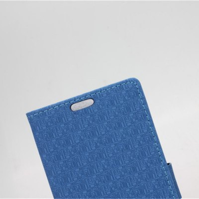 Фотография Practical PU and PC Material Maze Pattern Card Holder Cover Case for Huawei Honor 4X