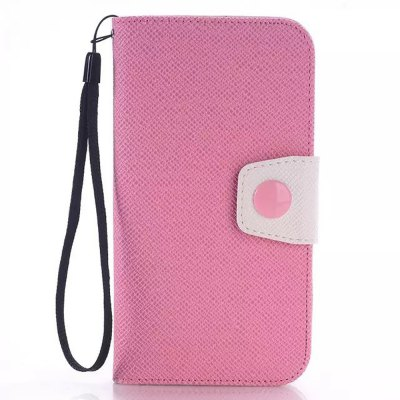 PU and TPU Material Cover Case for Samsung Galaxy S6 G9200