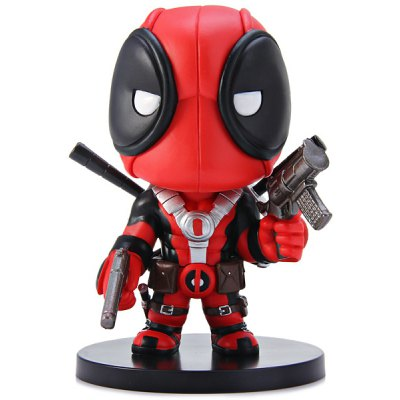 12cm Model Deadpool X Man Anime Comic Figure Miniature