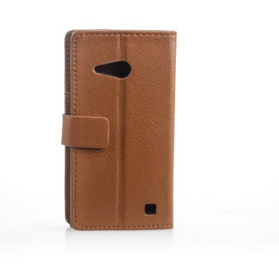 Practical PU and PC Material Crazy Horse Pattern Card Holder Cover Case for
