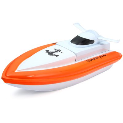 Фотография HEYUAN 800 49MHz Realistic High Speed RC Racing Boat Yacht Toy