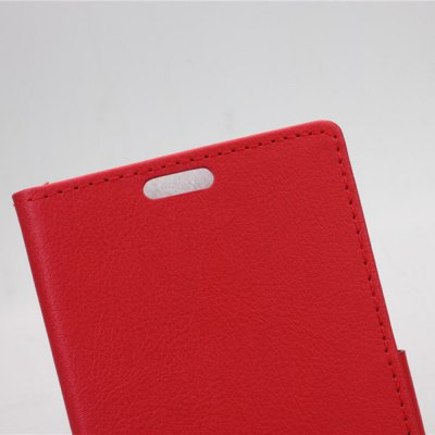 Фотография PU and PC Material Card Holder Cover Case with Stand for Motorola Moto Maxx XT1225
