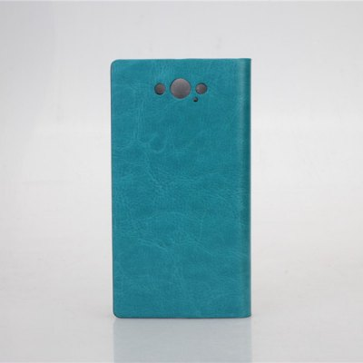 Crystal Grain Pattern PU and PC Material Card Holder Cover Case with Stand for Motorola Moto Maxx XT1225