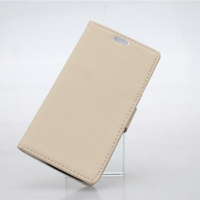 Фотография Stand Design Cloth Texture Style Protective Cover Case of PU and PC Material for Huawei Honor Holly