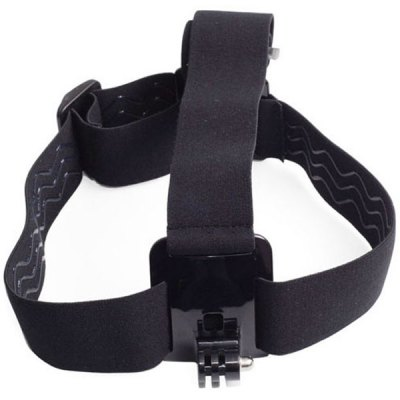 GP316 4 in 1 Practical Outdoor Camera Accessories Head Strap / Chest Strap / Floating Rod / B Style Monopod