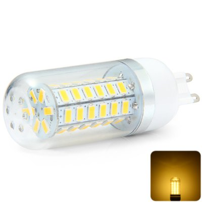 G9 4W 48 x SMD 5730 2800 - 3200K Dimmable LED Corn Bulb