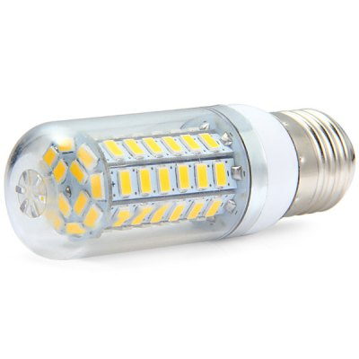5W E27 660Lm 60 x SMD 5730 LED Corn Light Lamp