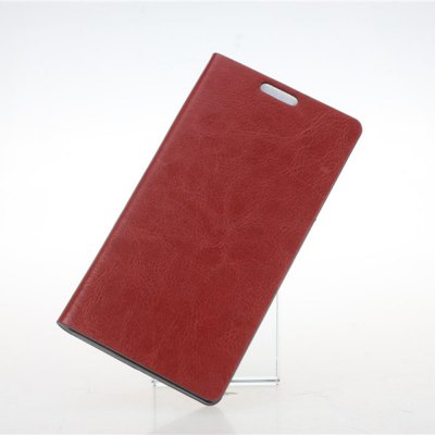 Фотография Crystal Grain Pattern PU and PC Material Card Holder Cover Case with Stand for Nokia Lumia 830