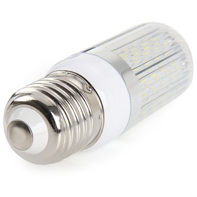 E27 15W 120 SMD 3014 6000  -  6500K 1300Lm Dimming Stripy Shaded LED Corn Light