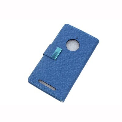 Фотография Maze Pattern PU and PC Material Card Holder Cover Case with Stand for Nokia Lumia 830