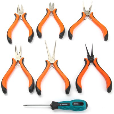 WLXY 7 in 1 Cutting Cutter Pliers Set