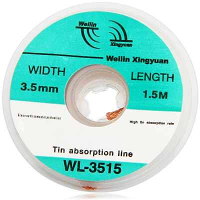 WLXY WL  -  3515 Tin Absorption Band / Line Width 3.5mm