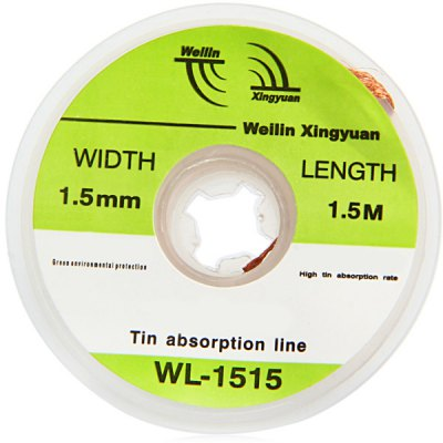 WLXY WL  -  1515 Tin Absorption Band / Line Width 1.5mm