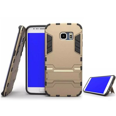 Plastic and TPU Material Stand Design Back Cover Case for Samsung Galaxy S6 G9200Samsung Cases/Covers<br>Plastic and TPU Material Stand Design Back Cover Case for Samsung Galaxy S6 G9200<br><br>Compatible for Sumsung: Galaxy S6 G9200<br>Features: Back Cover, Cases with Stand<br>Material: TPU, Plastic<br>Style: Novelty<br>Color: Dark blue, Red, Gold, Silver<br>Product weight: 0.050 kg<br>Package weight: 0.070 kg<br>Product size (L x W x H) : 14.5 x 7.2 x 1 cm / 5.70 x 2.83 x 0.39 inches<br>Package size (L x W x H): 15 x 8 x 2 cm / 5.90 x 3.14 x 0.79 inches<br>Package Contents: 1 x Case