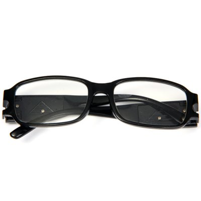 Фотография LED Reading Glasses Eyeglass +3.5 Diopter Magnifier with Currency Detect Function