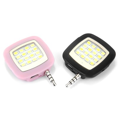 Фотография Compact Mobile Phone 3.5 mm Interface Fill - in Flash Light High Luminance LED Light