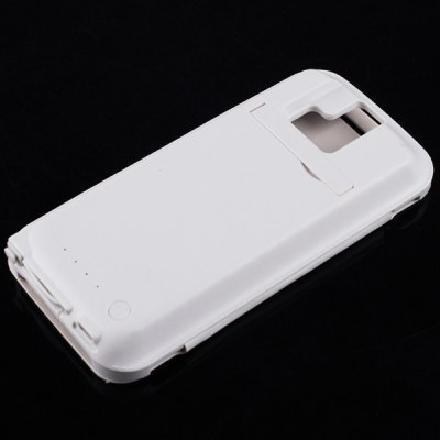 Гаджет   Fashionable Style Protective 3800mAh Battery Charger Case with Card Holder Function for HTC One M8 Samsung Batteries