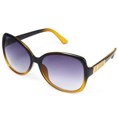 CT2028 Female Sunglasses HD Ultraviolet Resistant Glasses for Outdoor Use