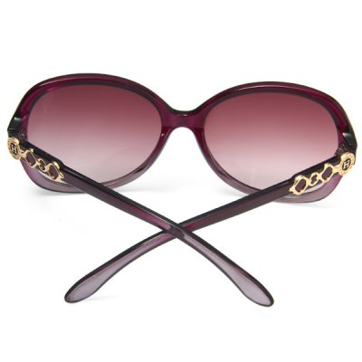 CT2021 Female Sunglasses HD Ultraviolet Resistant Glasses for Outdoors от GearBest.com INT