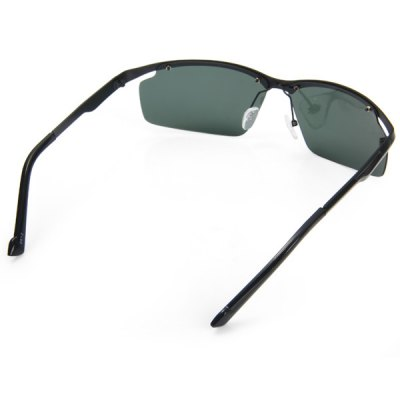 Фотография Nanka 8612 Male Sunglasses TAC Polarizer Glasses for Outdoor Activities