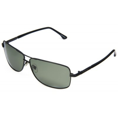 Yueguangzu 963 Male Sunglasses TAC Polarizer Glasses with Metal Material
