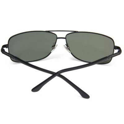 Yueguangzu 963 Male Sunglasses TAC Polarizer Glasses with Metal Material от GearBest.com INT