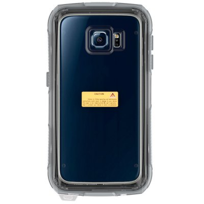 Фотография Practical Transparent Waterproof PU + TPC Protective Case for Samsung Galaxy S6