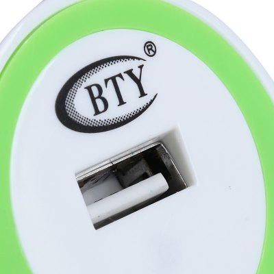 Фотография BTY M512 USB AC Power Adapter Charger One Port 100~240V for Tablet PC / Cellphone