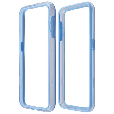 Slim Design Plastic Protective Frame Case for Samsung Galaxy S6